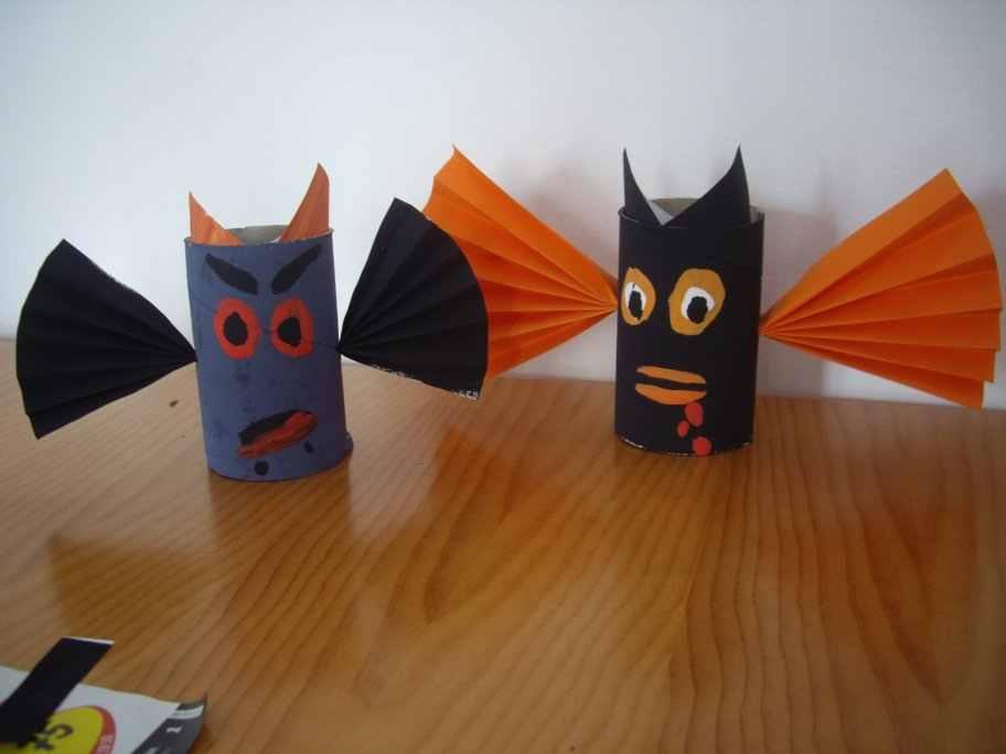 Halloween roll monsters10-activities for kids