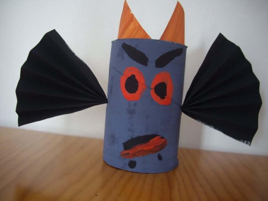 Halloween roll monsters9-activities for kids