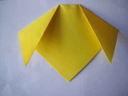 Origami dog5