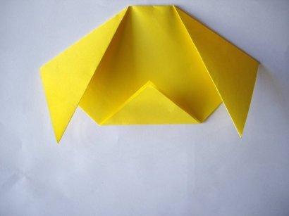 Origami dog6